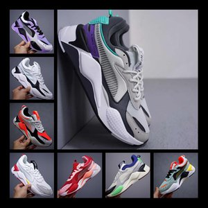 Wholesale With sport watch Hot Creepers High Quality RS X Toys Reinvention Shoes Men Women Running Trainer Casual Sneakers Chaussures Size