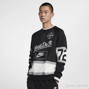 Wholesale Brand New Lovers Hoodie Hip Hop Street Sport Men Women Designer Hoodies Loose Fit Heron Preston Pullover Sweatshirt Sweater