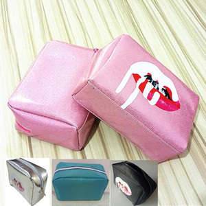 High Quality Universal Portable Mobile phone Bag Cash Bag Cosmetics Birthday Bundle Creme Shadow Lip Kit Make up Storage Bag GSZ499