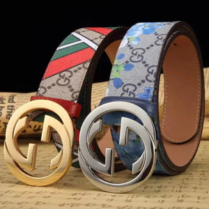 NEW Designer brand belts brand belt leather mens womens Fashion collocation Jeans Dress Street Multi color Street clothing belt