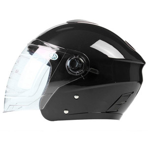 Wholesale Motorcycle Full Face Helmet Open Face Scooter Motorcross Visors Helmet 4 Color Racing Motocicleta Capacetes