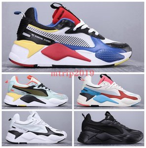 Wholesale 2019 New High Quality RS X RS Reinvention Toys Mens Running Shoes Brand Designer Hasbro Transformers Casual Womens rs x Sneakers