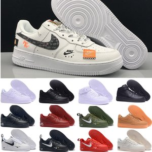 2019 designer Men Women Low Cut one 1 shoes White Black Skateboarding Shoes Classic chaussure homme femme Trainers sports Sneakers on Sale