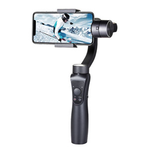 H4 Automatically Face Recognition Phone Handheld 3 Axis Smartphone Gimbal Stabilizer For Phones bluetooth universal