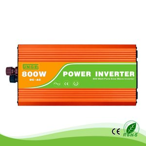 Wholesale pure sine wave inverter 12 for sale - Group buy 800W V to VAC Hz residential home high frequency use pure sine wave off grid inverter