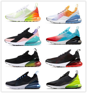 Wholesale 2019 Good FIRECRACKER Men Women airs s Running Shoes SE FLORAL Orange Volt Throwback Future RAINBOW HEEL Teal Trainer Sneakers