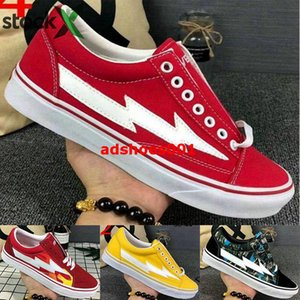 low top Shoes Men women revenge x storm Black Sneakers old skool size us 5 12 Mens van canvas skateboard green white Fashion Trainers