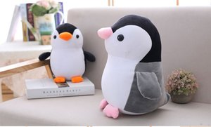 Wholesale 25CM Cute Penguin Plush Toys Sea Animal Doll Small Plush Doll Children s Gifts Decoration Gifts Penguin Stuffed Toys L160
