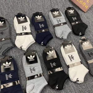 2019 quality designer socks fashion men's socks unisex ladies cotton couple luxury men's designer socks free size0922