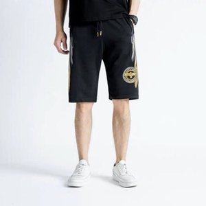 Wholesale Boy London designer shorts eagle gold cotton off designer luxury SS brand shorts jogging high quality luxury basketball pants five pants