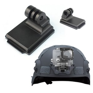 Wholesale Helmet Aluminum Fixed Mount Camera for GOPRO Hero for Session and for NVG Mount Base