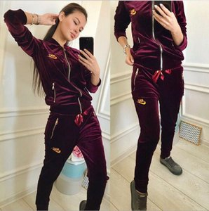 Wholesale Designer Tracksuit women Luxury Sweat Suits Autumn Brand womens Tracksuits Jogger Suits Jacket Pants Sets Sporting Suit Print men cotton