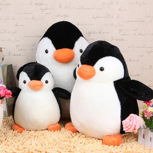 Wholesale Hot Sale New Cute Penguin Plush Toy Stuffed For Kids Best Holiday Gifts CM The penguin toy EEA29