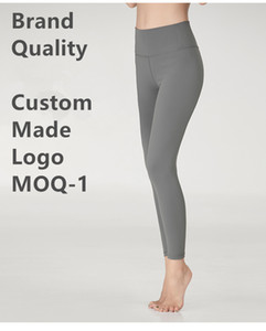 Wholesale New High Waist Designer Leggings Good Quality Quick Dry Sexy Gauze Joggings Trousers Professional Yoga Leggings Womens gym leggings Pants