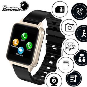 Wholesale For apple iphone Newest android Bluetooth Smart Watch smartwatch Support SIM TF Card with Camera PK GT08 DZ09 A1