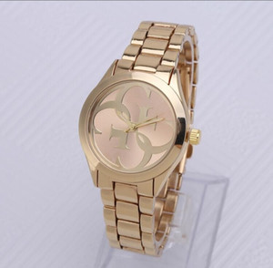 Wholesale 2019 Italy Made Rose Gold Luxury Table Quartz Watch Casual Japanese Quartz Watch women Stainless Steel Mesh with Slim Clock Ladies