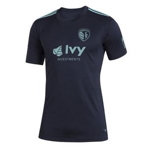 2019 Sporting Kansas City Parley soccer jerseys 2019 20 Sporting Kansas City x MLS x Parley eco-friendly jersey Running Jerseys S-4XL