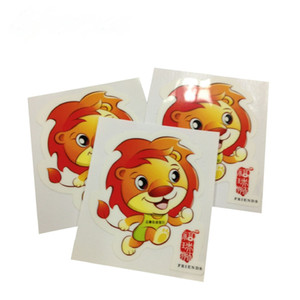 Wholesale customize stickers for sale - Group buy Waterproof Self Adhesive Customized Design Vinyl Stickers Die Cut Stickers PVC Sticker