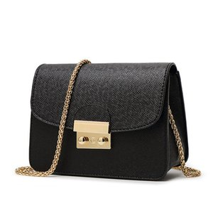 Small Evening Bags for Women Girls Crossbody Bag Leather Chain Shoulder Evening Red Classic Clutch Black Purse Formal Bag
