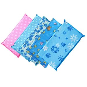 Wholesale Ice Pillow Water Pillow Cool Pad Summer Day Cooling Artifact Cool Pad Fabrics Are Durable And Easy To Clean New