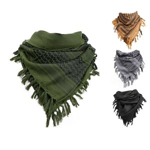 Arabian Tactical Men Scarf Warm Winter Bib Army Fan Outdoor Tactical Scarf Muslim Hijab Man Shawl JJ19942 on Sale