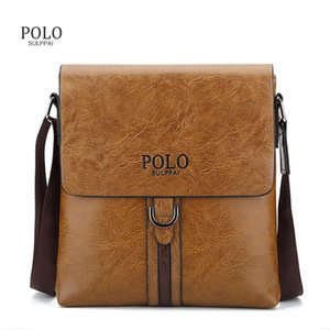 2019New Messenger Bag for Men POLO Brand Man Bag Men's Bags Men Corssbody Handbags Casual Shoulder Briefcase