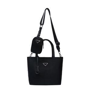 Pink sugao designer luxury handbags purse women bag 2pcs set shoulder bag designer crossbody bag high quality with padlog