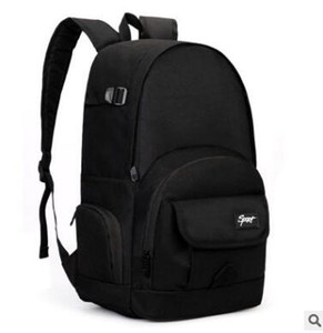Wholesale Students start school with big School Bag Mens Womens New Arrival Backpack Travel Foldable Zipper polyester material School Bag for students
