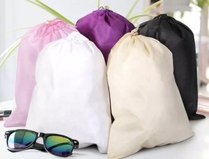 Wholesale Fashion Cheap Dust Non Woven Drawstring Shoe Bag Hot selling shoes bag for wholesales