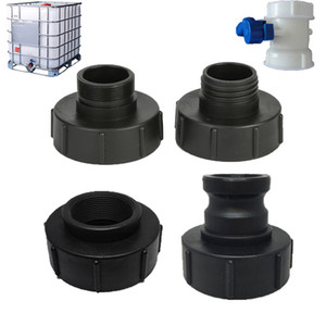 "Heavy duty IBC accessories 3"" S100X8 butress female to 2"" NPT male adaptor 2""buttress 2inch NPT female or QD garden hose free shipping"