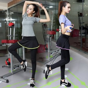 Classic ladies yoga pants high waist sports fitness clothes sweat-absorbent and quick-drying wear tights stretch fitness ladies overall tigh