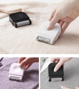 Portable Clothes Hair Ball mini Lint Remover Clothing Cleaning Trimmer Pellet Cut Machine Epilator Sweater Clothes Shaver MMA1211