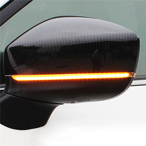 Dynamic Turn Signal LED Side Rear View Mirror Indicator Sequential Blinker Light For Mazda CX-5 CX5 KF CX-8 CX-9 CX9 2017 2018 on Sale