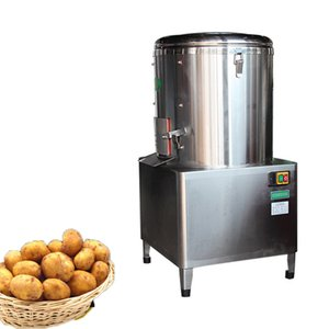 Wholesale wash machines sale for sale - Group buy HOT SALE NEW Multifunctional Automatic Potato Chips Cutting Machine Potato washing peeling Potato Slicing Machine Peeler