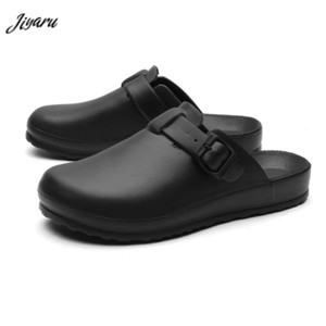 Wholesale Hot Doctors Nurses Working Shoes EVA Women Men Surgical Shoes Anti slip Operating Room Lab Slippers Waterproof Medical Slipper