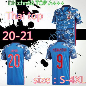 Wholesale S XL Japan soccer jersey national team ATOM KAGAWA ENDO OKAZAKI NAGATOMO HASEBE KAMAMOTO Adult man and kids kit football Shirt