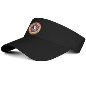 Wholesale 1Florida State Seminoles Round Logo black man tennis hat baseball cool fit golf hat cool fit personalized cap best classic tennis ca
