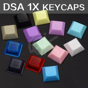 Wholesale DSA x No printed PBT Mechanical Keyboard Key Cap Keycaps Dwarf cap Colour Black White Gray