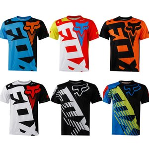 Wholesale Hot money foreign trade downhill ball clothing bicycle Jersey short-sleeved shirt men off-road motorcycle clothing T-shirt