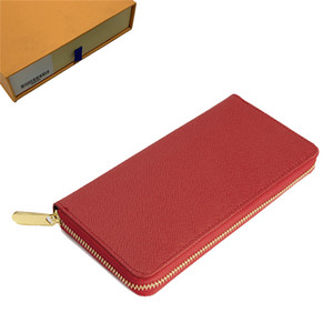 Wallets Womens Wallet Coin Purse Zippy Wallet Lady Long Wallets Fold Card Holder Passport Holder Women Folded Purses key Pouch 43 267