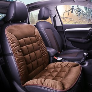 Wholesale Universal Plush Car Seat Cover Warm Auto Front Back Backrest Car Winter Interior Protector
