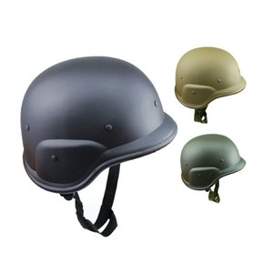 Tactical Helmet Army Force Hunting Helmets Shooting Paintball Head Protector Men Casco 55-63cm