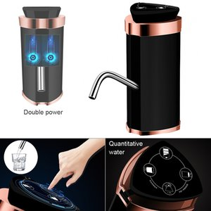 Wholesale New Double Pump Smart Touch Water Dispenser Wireless Electric Water Bottle Pump Drinking Water Bottles