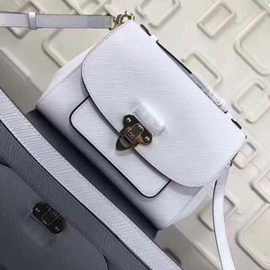 2019 M53339 FASHION WOMEN REAL LEATHER NEW WHITE Shoulder Bags Hobo HANDBAGS TOP HANDLES BOSTON CROSS BODY MESSENGER SHOULDER BAGS on Sale