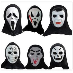 Wholesale screaming mask for sale - Group buy Final Destination Terror Mask Ghost Monolithic Grimace Scream Masks Bardian Whole Person Toys Popular With Different Styles jd J1
