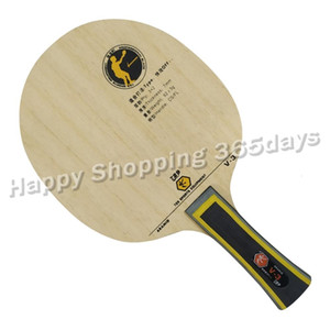 Wholesale table tennis friendship 729 resale online - RITC Friendship V V3 V Wooden Arylate Carbon OFF Table Tennis carbon Blade for PingPong Racket T191026