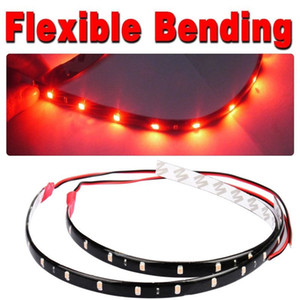 Wholesale 2PCS set CM W Car Strip Light LED Motorcycle Flexible Bar SMD Underbody Boat Atmosphere Decorative Lamp
