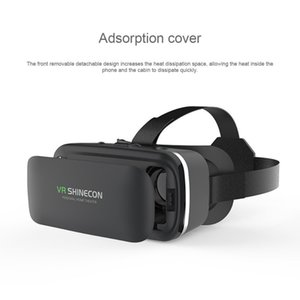 Wholesale 6th Generation D Senior VR Headset D VR Glasses Movie Glasses SC G04 for inch Android WIN system