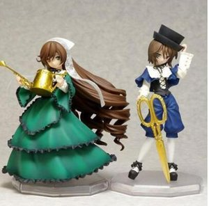 Wholesale Rozen Maiden Jade Stern Lapislazuri Stern Anime Collectible Action Figure PVC toys for christmas gift