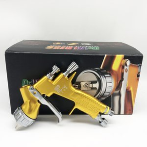 Wholesale devilbiss spray paint gun GTI pro TE20 T110 Airbrush airless spray gun for painting cars